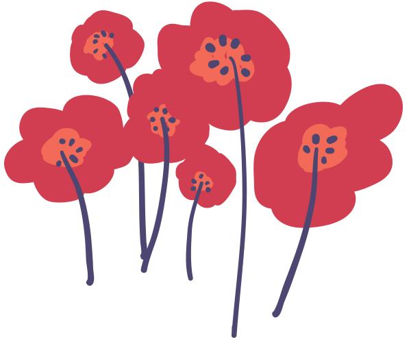 ©Kris Ruff Flowerbox Floral artwork